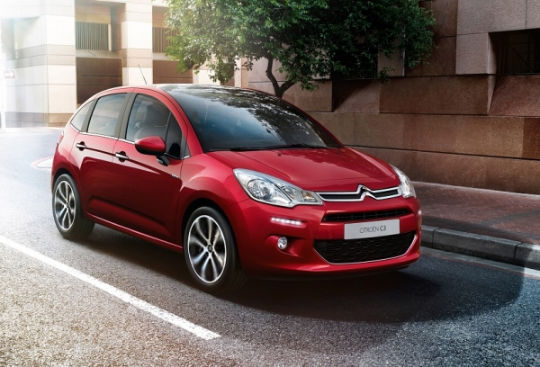 Citroen - C3 Diesel 140€ for 3 days